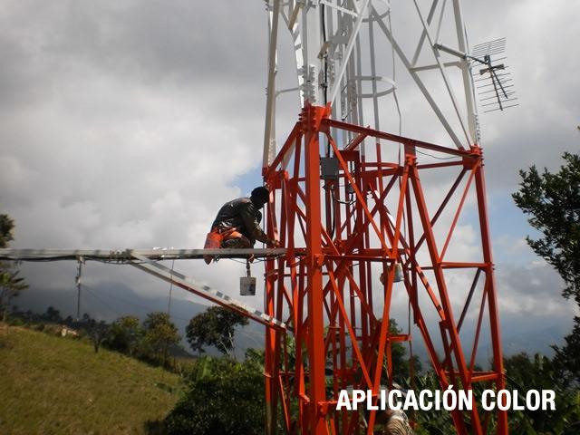 mantenimiento torres telecomunicaciones