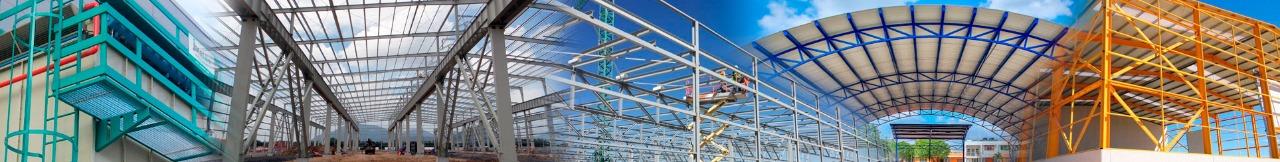 estructuras metalicas realizadas
